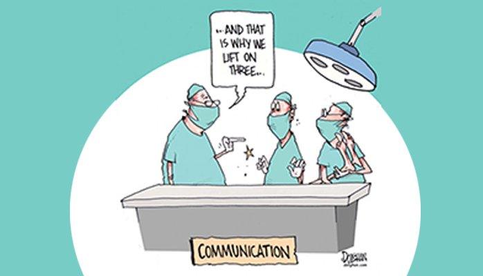 medical comunication